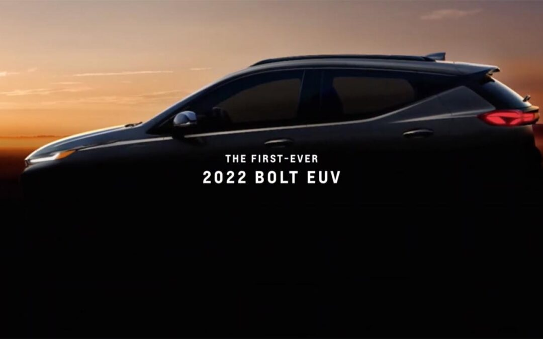 Chevy Partnering with Disney to Reveal New Bolt EUV, Refreshed Bolt EV