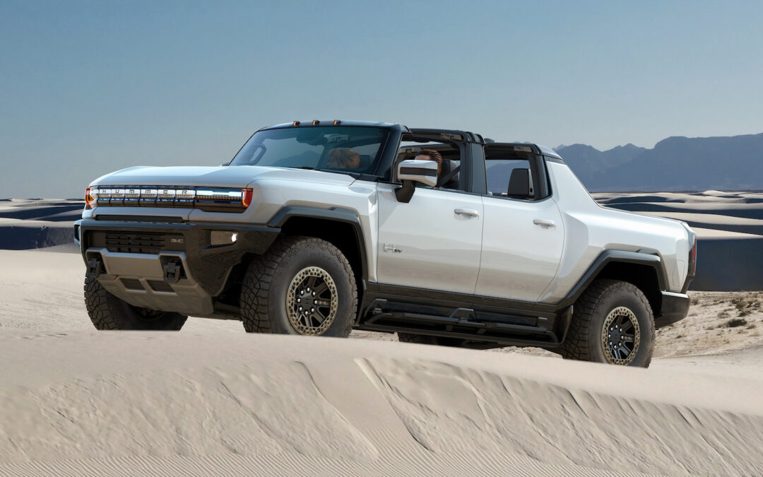 """GM Reveals More About Hummer, Starting with Explosive """"Watts to Freedom Mode"""""""