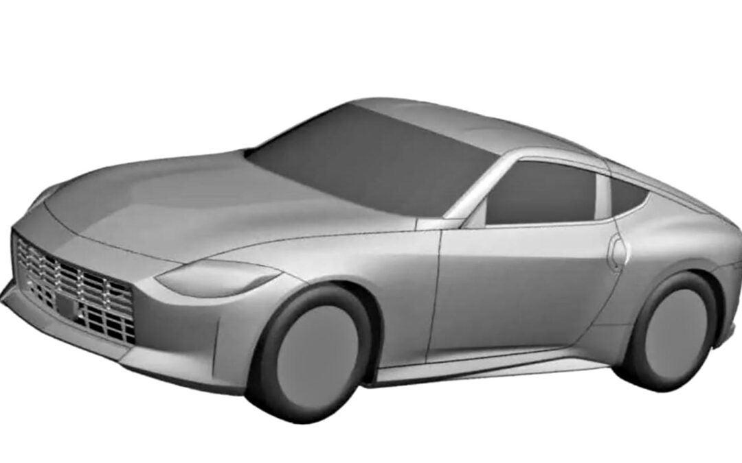 Patent Images Reveal Look of Next-Gen Nissan Z Car