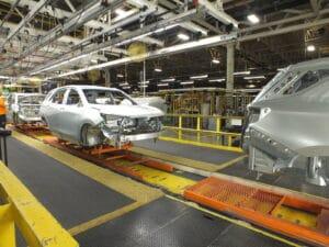 GM Ingersoll, Ontario plant