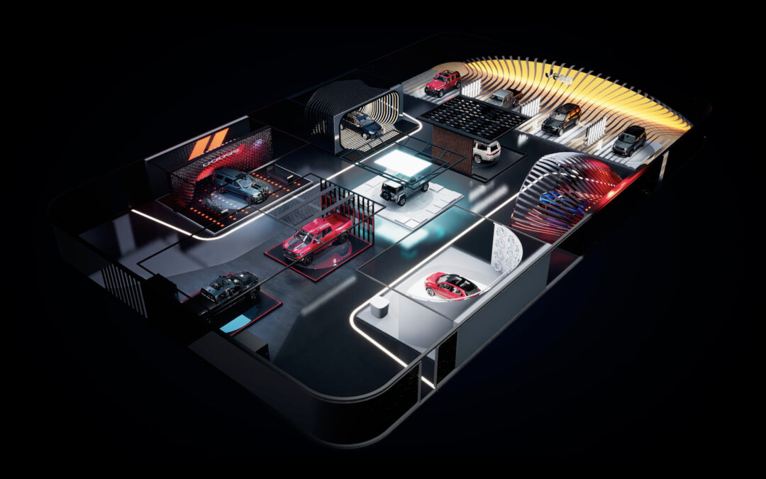 """Automakers and Suppliers Plan Major Presence at """"Virtual"""" CES"""
