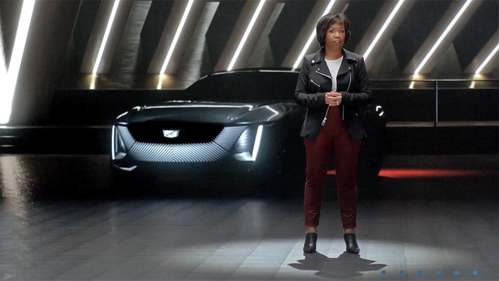 Cadillac Celestiq - with Crystal Windham