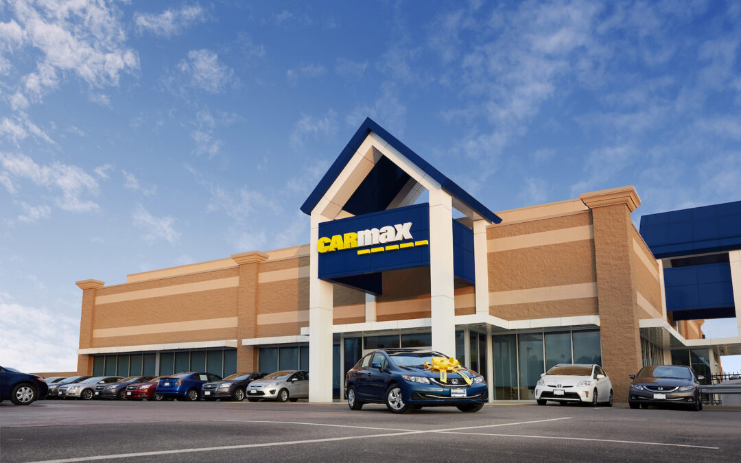 CarMax Completing Transition Out of New Car Sales Business