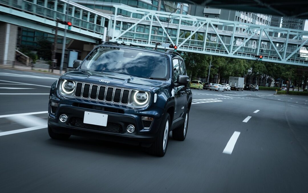Jeep Becomes Rare American Brand to Connect with Japanese Buyers