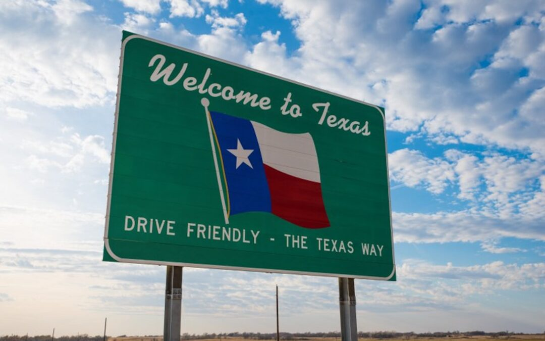 Texas Tops 2021 List of Best States to Drive in U.S.