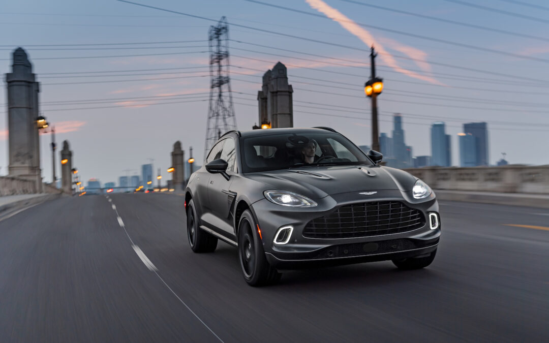 A Week With: 2021 Aston Martin DBX