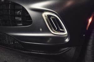 2021 Aston Martin DBX intake