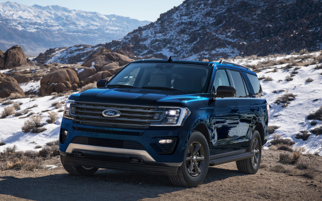 Ford Offers Price Cut on Expedition STX