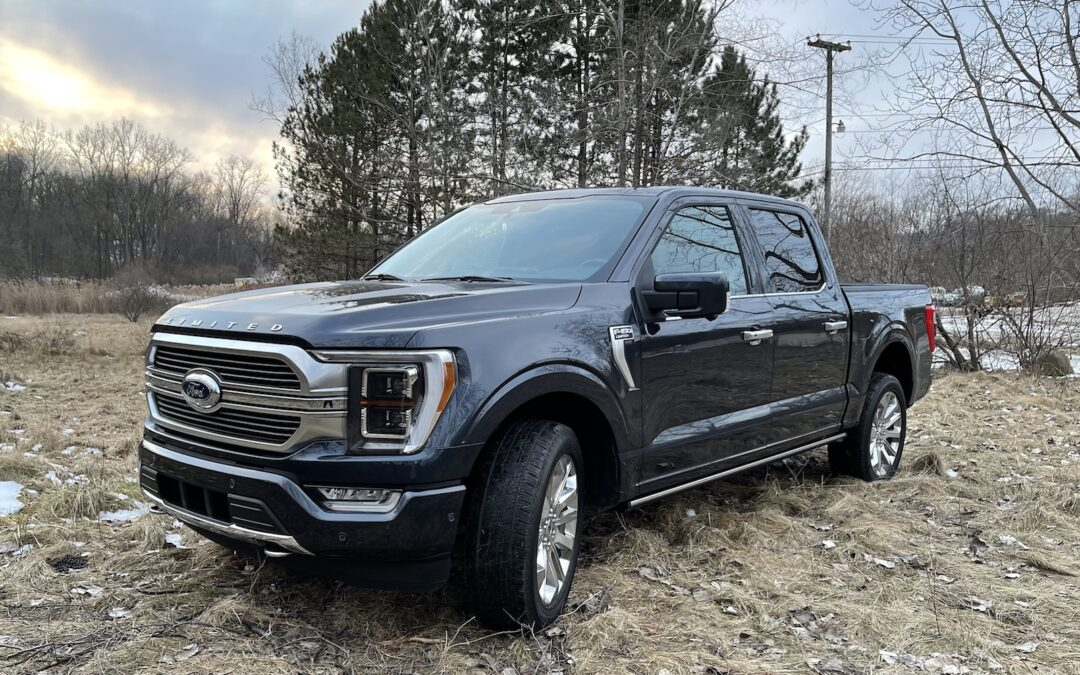 A Week With: 2021 Ford F-150 Limited SuperCrew