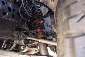 2021 Ford F-150 Raptor shock