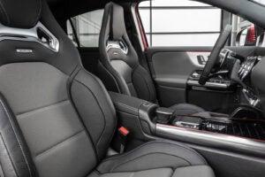 2021 Mercedes-AMG GLA 35 seats