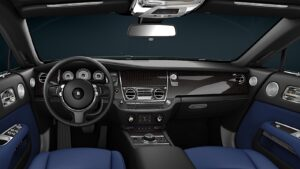 2021 Rolls-Royce Wraith Black Badge interior
