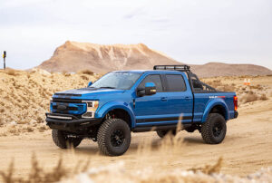 2021 Shelby American F-250 Super Baja front