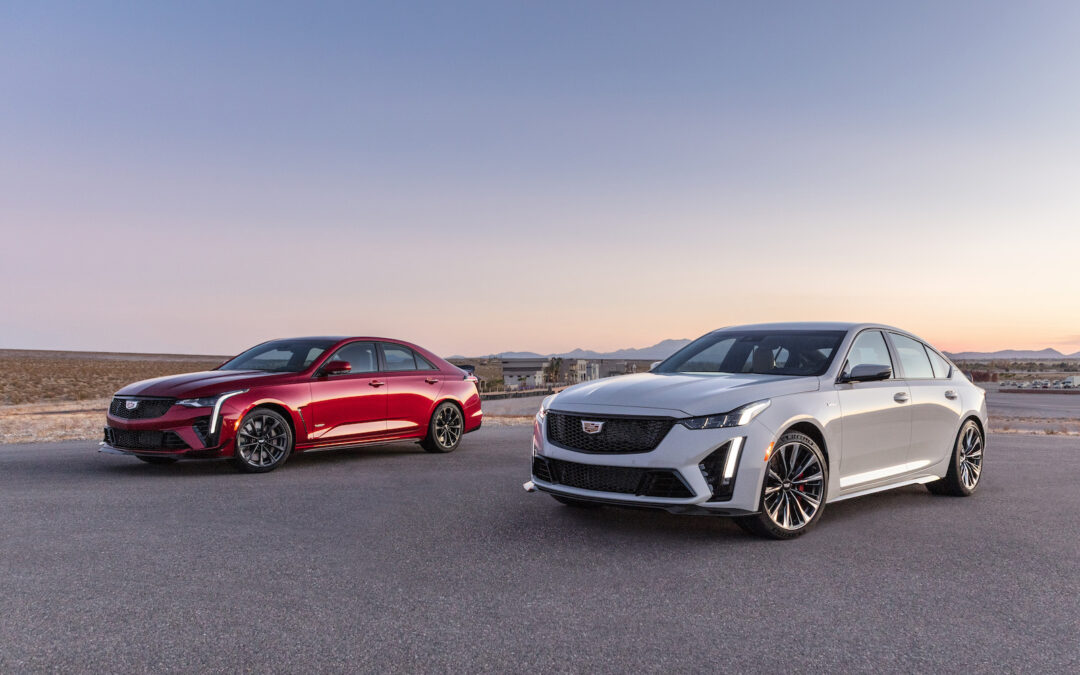 Blackwing, Cadillac's New High-Performance Line, Takes Flight