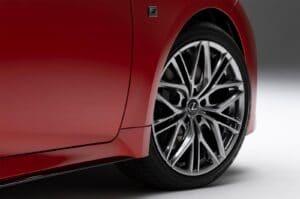 2022 Lexus IS 500 F Sport Performance - wheels