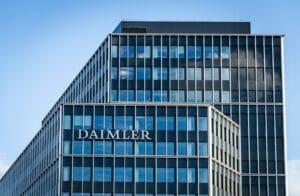 Daimler AG headquarters Stuttgart