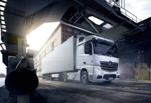 Daimler Truck Actros 2021