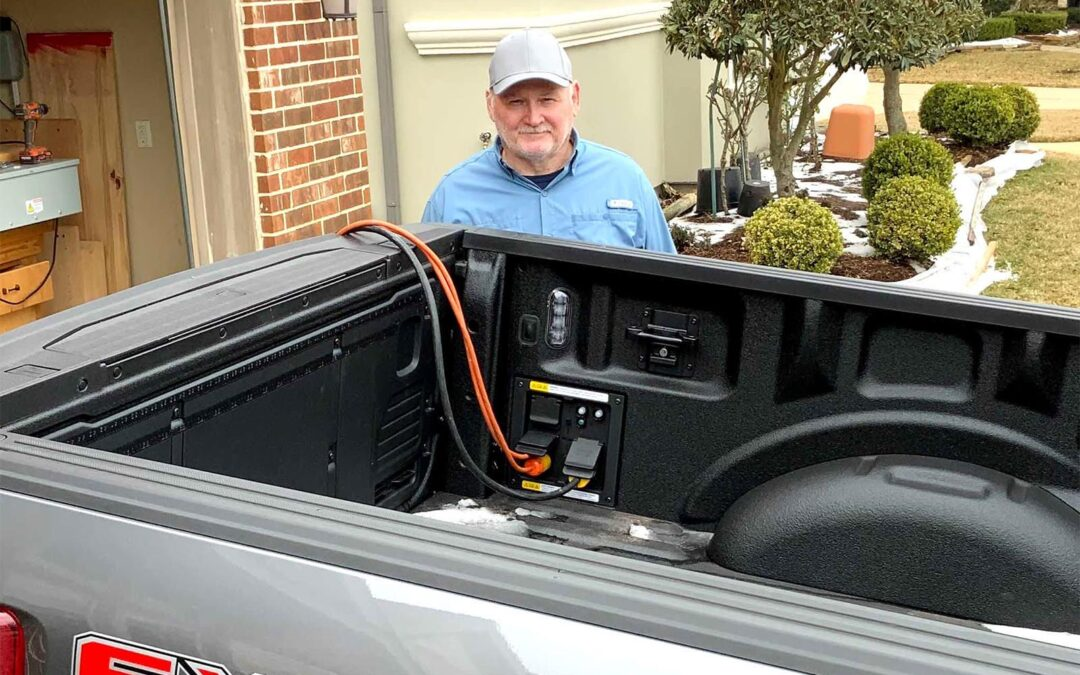 Ford F-150 Generators Powering Texas Homes in Wake of Winter Storms