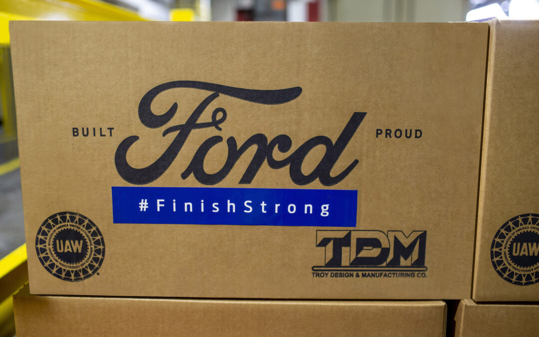 "Ford Encouraging People to ""Finish Strong"" with Super Bowl Ads"