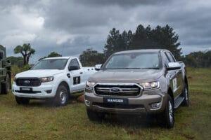 Ford Ranger South Africa model