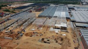 Ford Silverton Plant upgrades South Africa