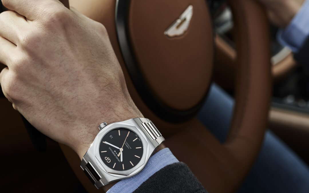 Aston Martin Gets a Matching Watch: Girard-Perregaux