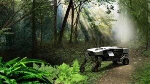 Hyundai TIGER X-1 - in jungle