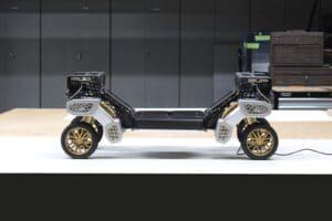 Hyundai TIGER X-1 platform