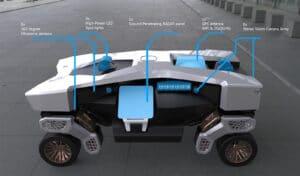 Hyundai TIGER X-1 SCHEMATIC