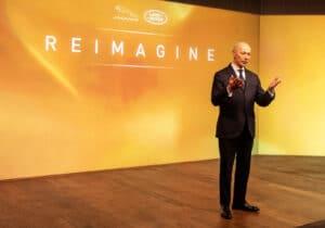 JLR Chief Thierry Bollore Reimagine program