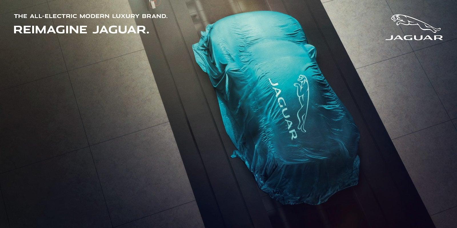 Jaguar future EV