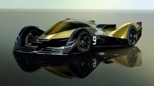 Lotus E-R9 race car