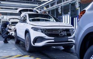 Mercedes-Benz EQ inspection