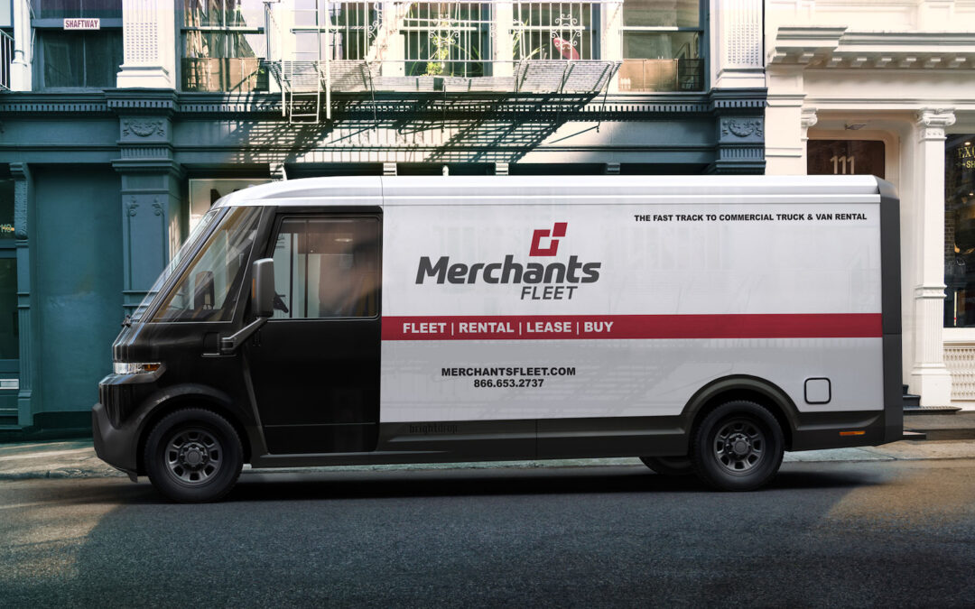 GM Secures Big Order for New BrightDrop Commercial EV