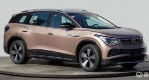 Volkswagen ID.6 front