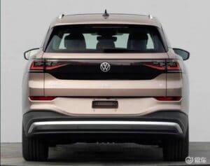 Volkswagen ID.6 liftgate