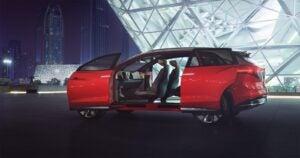VW Roomzz Concept