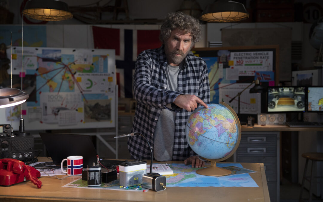 GM Knows Why Will Ferrell Hates Norway, Will Tell Us in Super Bowl Commercial