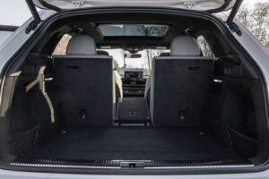 2021 Audi SQ5 cargo