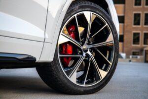 2021 Audi SQ5 wheel