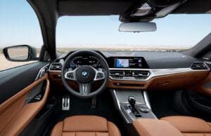 2021 BMW M440i xDrive interior