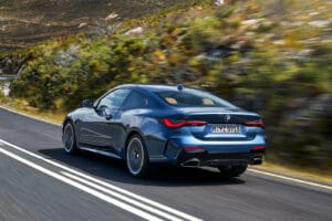 2021 BMW M440i xDrive rear
