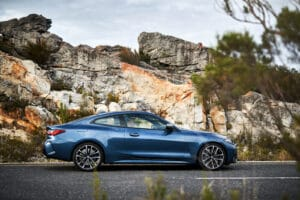 2021 BMW M440i xDrive side