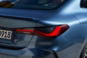 2021 BMW M440i xDrive taillight