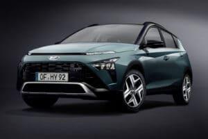2021 Hyundai Bayon front