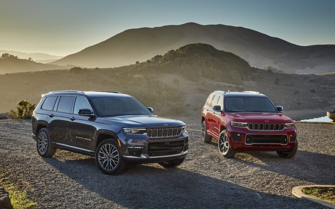 Prices for 2021 Jeep Grand Cherokee L Start at $37K