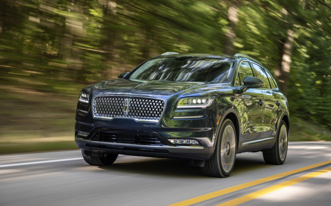 First Drive: 2021 Lincoln Nautilus