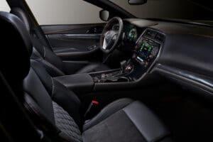 2021 Nissan Maxima seats