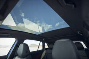 2021 VW ID.4 panoramic roof