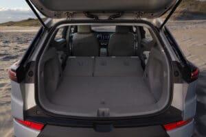 2022 Chevrolet Bolt EUV cargo